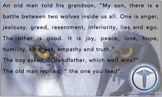 The Inner Wolf... #motivationalquote #inspirationalquote #motivation #quoteoftheday