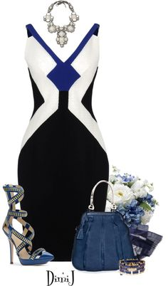 """Dress Collection"" by dimij ❤ liked on Polyvore ⋆ PinPoint"