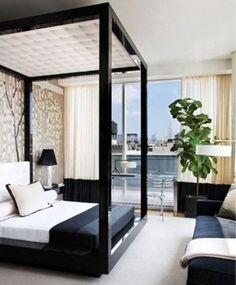 Bedroom in Manhattan