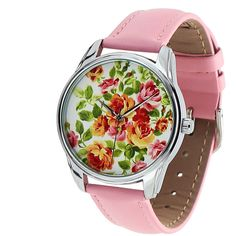 Unisex Watch for Men and Women. Aroma Watch Pink. от ArinaDeco