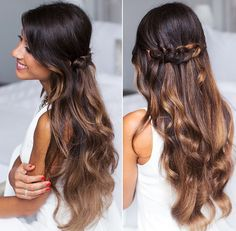 love this waves and braid