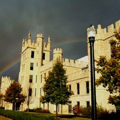 After a storm on Northern Illinois University