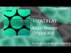 Heatbeat - Rocker Monster (Original Mix) Good Music, My Music, Trance Music, Oclock, Dubstep, House Music, Itunes, Moonlight, The Originals