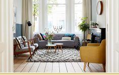 Home Living Room, Living Room Decor, Living Spaces, Interior Decorating, Interior Design, Furniture, Heart, Kitchen, Home Decor