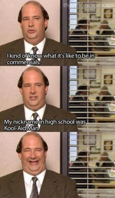 The Office*I watched this episode pretty late at night about a week ago. I almost peed myself at this part.*