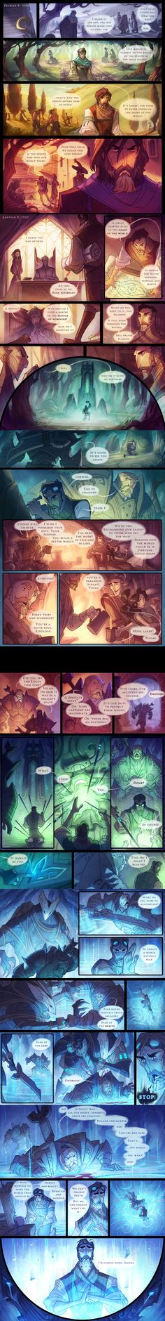 The Dawngate Chronicles - Prologue Part 2 by nicholaskole.deviantart.com on @deviantART