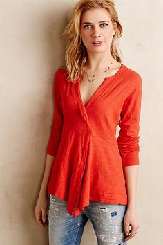 Signy Top #anthropologie