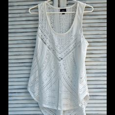 Tribal Style Tank Never worn!!  Very stylish tank. Mossimo Supply Co. Tops Tank Tops