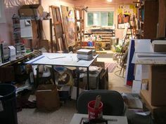Personal Goal in 10 years: Have my personal art studio in my loft in my modern home
