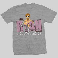 Joey Ryan - Legalize Sleaze - Ex TNA Professional Wrestler - Hollywood Caricature T-shirt Joey Ryan, Caricature, Hollywood, Boys, Mens Tops, T Shirt, Character, Baby Boys, Supreme T Shirt