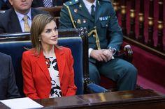 Queen Letizia of Spain Photos: Rare Diseases World Day Event