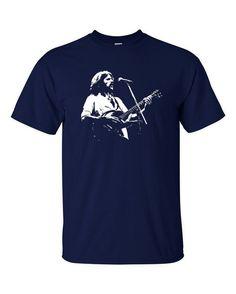 Glenn Frey tribute t shirt The Eagles Hotel by BlackSheepShirts