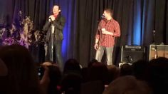 Supernatural SFCon2015 J2 Gold Panel part 2.