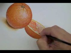 LCAD Teacher Michael Savas Demonstrates Watercolor Painting Dry Brush Technique - YouTube