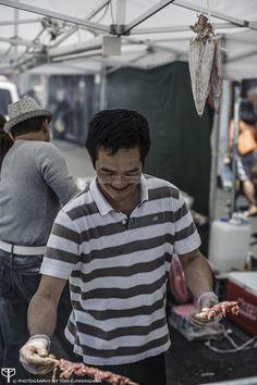 Street Portraiture: Food Prep http://500px.com/photo/53969116 ©Tom Cunningham   www.facebook.com/playingwiththecamera www.playingwiththecamera.com www.photographybytomcunningham.com