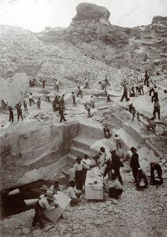 Canteras de Bateig 1905