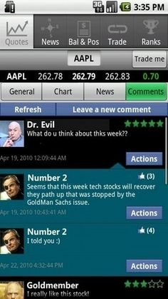 Stock Market Games for Android racheleli5 terraweinrenner michelinaantone saritaweiler87