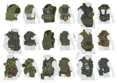 Vest Designs