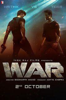War 2019 Download 720p Webrip 8xmovieswar 2019 Download 720p Webrip 8xmovies 8xfilms In 300m Hindi Movies Movie Ringtones Full Movies