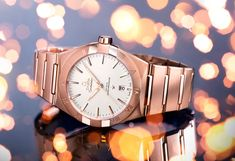 Generation Next: Omega Introduces Its Newest Constellation Gents' Collection Gold Models, Omega Constellation, Watches For Men, Gold Watches, Link Bracelets, Constellations, Michael Kors Watch, Omega Watch, Leather