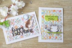 What do you do when a release has the most amazing critter sets and a fab cheery 'Summertime' paper pad….  well, you put them together and Gimme 5 at Penny Black! That's r…
