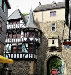 Solingen Castle, cloese to Wuppertal, Germany
