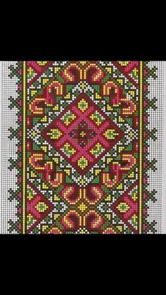 Узор Hardanger Embroidery, Folk Embroidery, Cross Stitch Embroidery, Embroidery Patterns, Machine Embroidery, Cross Stitch Charts, Cross Stitch Designs, Cross Stitch Patterns, Blackwork