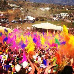 The Color Festival (Holi)