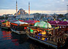 Istanbul...would love to visit!