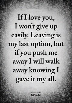 I don't have the words to say how much it hurts when your silence is all you have to say for him to understand how many time youve try to tell him. Quotable Quotes, Wisdom Quotes, True Quotes, Great Quotes, Words Quotes, Wise Words, Quotes To Live By, Motivational Quotes, Inspirational Quotes