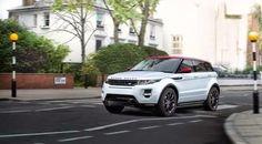 """Monkey Motor: Land Rover presentó la nueva Evoque """"British Editi..."""