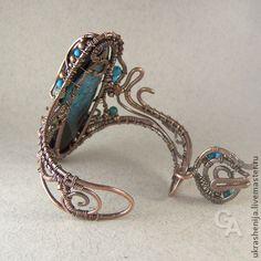 """Handmade bracelets. Fair Masters - handmade bracelet """"Ocean"""". Handmade."""
