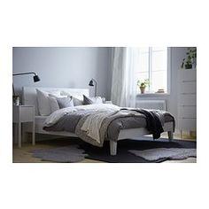 NORDLI Bed frame - Queen, - IKEA