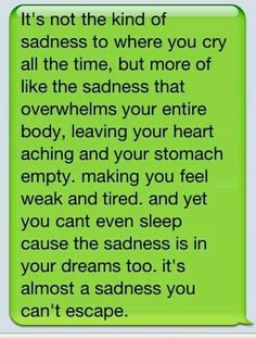 This is exactly the words that describe how I feel about infertility. I have never been able to explain the pain, but this is perfect. The Words, Feeling Weak And Tired, Feeling Numb, How I Feel, How Are You Feeling, Quotes To Live By, Me Quotes, Sad Quotes That Make You Cry, Sadness Quotes