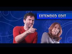 VIDEO: David Tennant & Catherine Tate Talk To Big Finish - The Extended Edit
