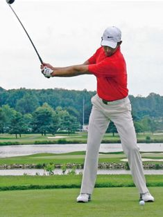 Swing Sequence: Charl Schwartzel | Instruction | Golf Digest Golf Lessons, European Tour, Golf Fashion, Golf Tips, Baseball Field, Drills, Draw, To Draw, Golf Outfit