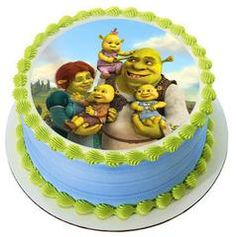 Boogie Babies Cake Toppers