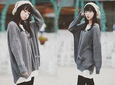 Moda Coreana: Vestuario Ulzzang *o*                              …                                                                                                                                                                                 Mais