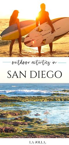 Year-round sunshine makes it easy to enjoy San Diego outdoor activities. Here are some of the best adventures outside from tours to free fun. Learn more here at La Jolla Mom