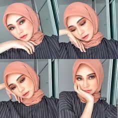 The Journey of The Beautiful Hijab Girl Hijab Dress Party, Hijab Style Dress, Casual Hijab Outfit, Ootd Hijab, Hijab Chic, Niqab Fashion, Modern Hijab Fashion, Modest Fashion, Hijabi Girl