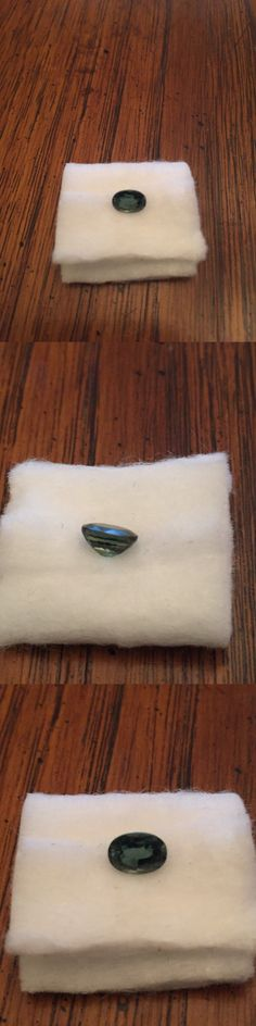 Natural Sapphires 4644: Blue Green Sapphire 1.21Ct From Madagascar -> BUY IT NOW ONLY: $150 on eBay!