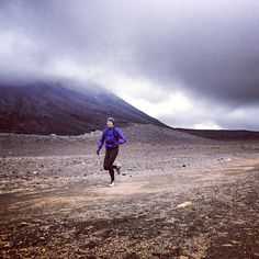 Arc'athlete Tessa Hill in NZ for the Orienteering World Cup