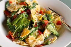 Spring Pasta by kitchen notes and other sundries