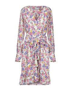 Crepe Belt Floral design Deep neckline Long sleeves No pockets Buttoned cuffs Front slit Frilled hemline Front closure Snap button fastening Semi-lined Paul Joe, Crepe Dress, World Of Fashion, Hemline, Sportswear, Your Style, White Dress, Long Sleeve, Clothes