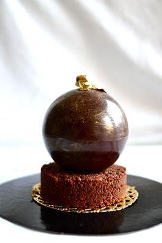 Sablé Breton / Chocolat noir