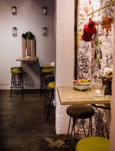 Wokit (London), Pop up   Restaurant & Bar Design Awards
