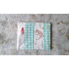 Check out this item in my Etsy shop https://www.etsy.com/listing/539901922/little-red-riding-hood-pouch-cosmetic