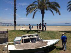 Málaga Zuid Spanje mei 2013