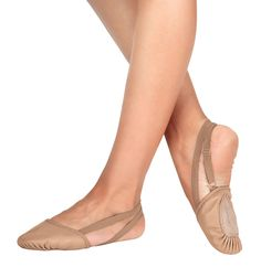 Theatricals Leather Lyrical Shoe