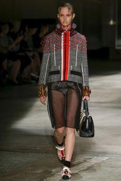 Prada | Milan Fashion Week | Spring 2016    Model:... - welcome in the world of fashion